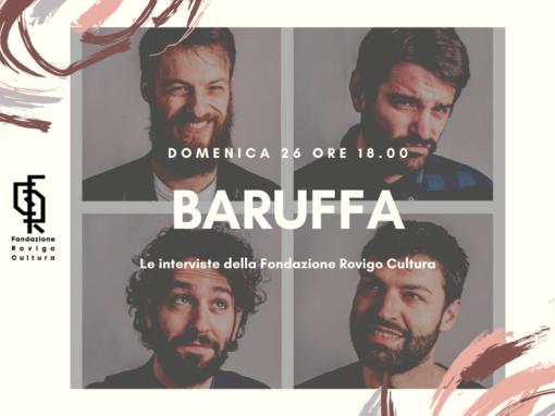 LE INTERVISTE DELLA FONDAZIONE ROVIGO CULTURA.