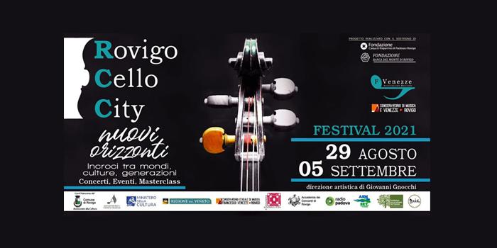 Dal 29 agosto al 5 settembre: Rovigo Cello City